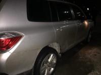 В Запорожье патрульные обстреляли авто с пьяной компанией
