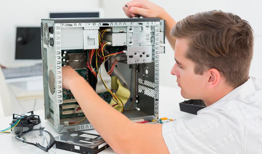 Услуги частного компьютерного мастера