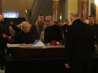 Запорожские чиновники проигнорировали церемонию прощания с Народным артистом Украины