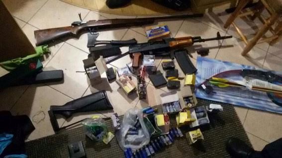 ВЗапорожье мужчина стрелял пополицейским изохотничьего ружья