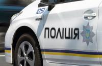 В Запорожье полицейские попали в ДТП (Фото)
