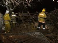 Житель Запорожской области оказался под завалами взорвавшегося дома