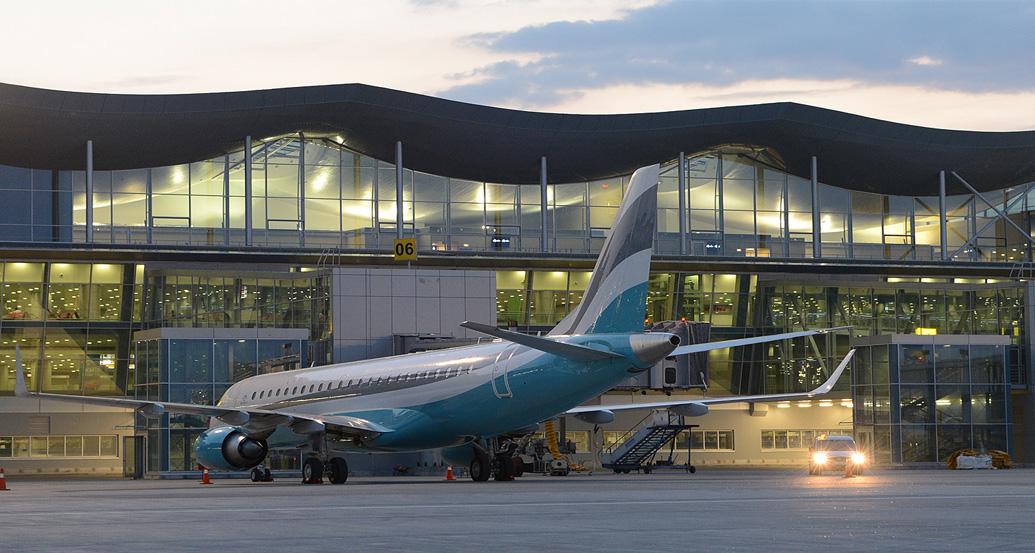 Из-за непогоды в«Борисполе» задерживаются некоторые рейсы