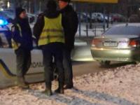В Запорожье напали на журналиста и разбили камеру