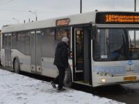 Большие автобусы появятся на 16 запорожских маршрутах (Список)