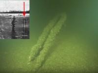 Запорожскому дайверу удалось найти мраморного ангела (видео)
