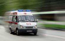 В Запорожье с третьего этажа упал мужчина