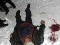 Запорожец убил бывшую с любовником и устроил перестрелку с полицией (Фото)