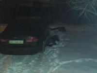 Появилось видео с места двойного убийства в Шевченковском районе