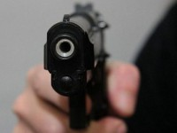В Запорожье  люди в масках открыли стрельбу возле кафе