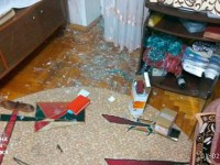 Запорожанка узнала в квартирном воре соседа (Видео)