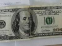 В запорожском банке изъяли поддельные доллары