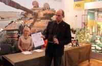Запорожец занял третье место в конкурсе военной фотографии