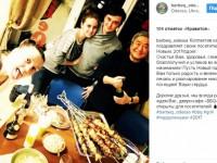 Экс-мэр Запорожья открыл бар в Одессе сразу после судебного приговора