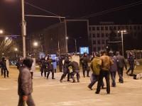 На запорожских полицейских открыли уголовное дело за разгон Майдана