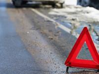В Александровском районе нетрезвый водитель влетел в припаркованную иномарку