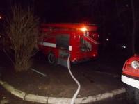 Пожар в запорожской многоэтажке – пострадали два ребенка (фото)