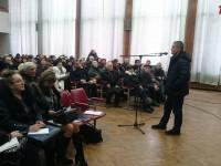 Запорожцы собрались на слушания из-за беспредела «Запорожгаза» (фото, видео)