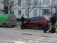 В Запорожской области инкассаторы сбили девушку (фото)