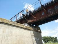В Запорожской области осудили подрывника моста, находящегося в «ДНР»