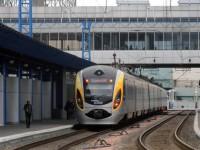 В марте из Киева в Запорожье будет курсировать дополнительный поезд