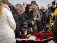 В Запорожье попрощались с воином, убитым снарядом под Авдеевкой (Фото)