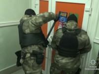 В Запорожье полицейские за сутки ликвидировали 39 игорных залов (фото, видео)