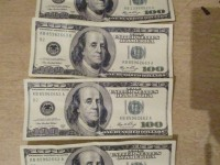 В Запорожской области обнаружили фальшивые доллары