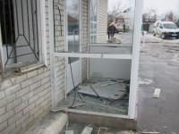 Жителя Запорожской области ранило взрывом гранаты, которую он бросил в магазин