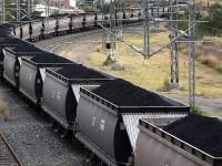 Через Запорожскую область активно идут составы с углем из Донбасса