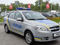 В Запорожской области копы получат новые машины