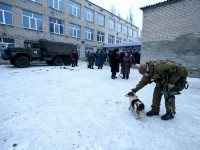 Обстреливаемая Авдеевка глазами запорожского журналиста