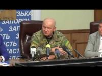 Уволен глава СБУ Запорожской области
