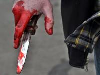 Под Запорожьем парень пытался зарезать себя ножом