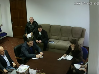 Запорожский нардеп довел чиновницу до больницы (Видео)