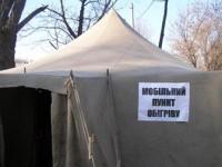 В Запорожской области перестали работать все пункты обогрева
