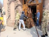 В Запорожье нашли постоянное место для трона из «Игры престолов»