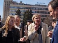 Брыль назвал захват власти под Запорожьем заказом народных депутатов