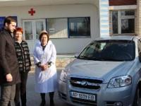 Для запорожской больницы закупили две легковушки