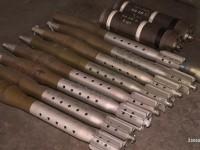 В Запорожье обнаружили большой склад боеприпасов