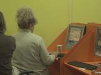 В центре Запорожья обыскали лотерею, открывшуюся вместо магазина одежды