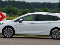 Тестирование Opel Astra ST развеивает сомнения