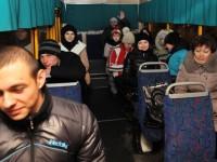 Пассажир запорожской маршрутки едва не лишился волос