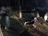 В центре Запорожья задержали двух подполковников полиции, торгующих наркотиками