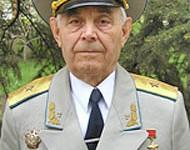 В Запорожье скончался легендарный военный летчик