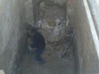 В подземелье замка Попова раскопали еще одну комнату