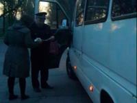 В Запорожье водителя маршрутки словили пьяным за рулем