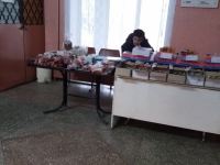 В больнице Запорожской области торгуют колбасой