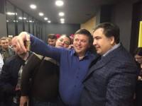 Отданнная на откуп Ахметову: Запорожскую область посетил Саакашвили