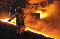 На запорожском заводе серьезно пострадал сталевар
